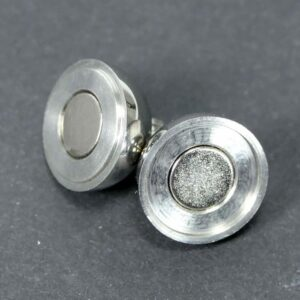 Magnetverschluss Edelstahl Ø 6 – 16 mm