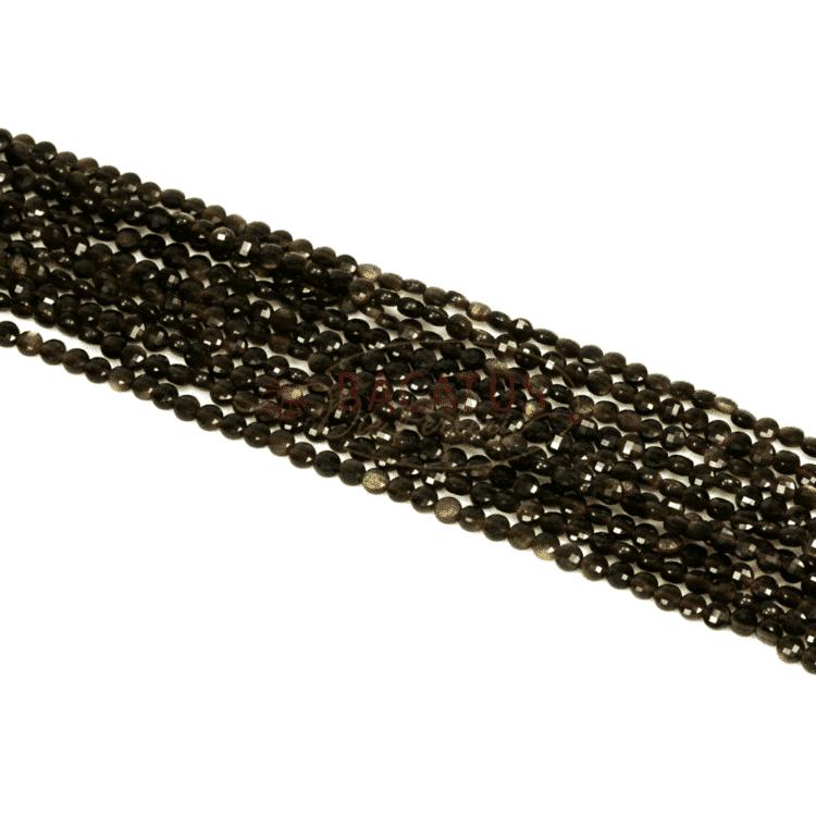 Monete di ossidiana d'oro