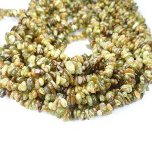 Granat-splitter-grün
