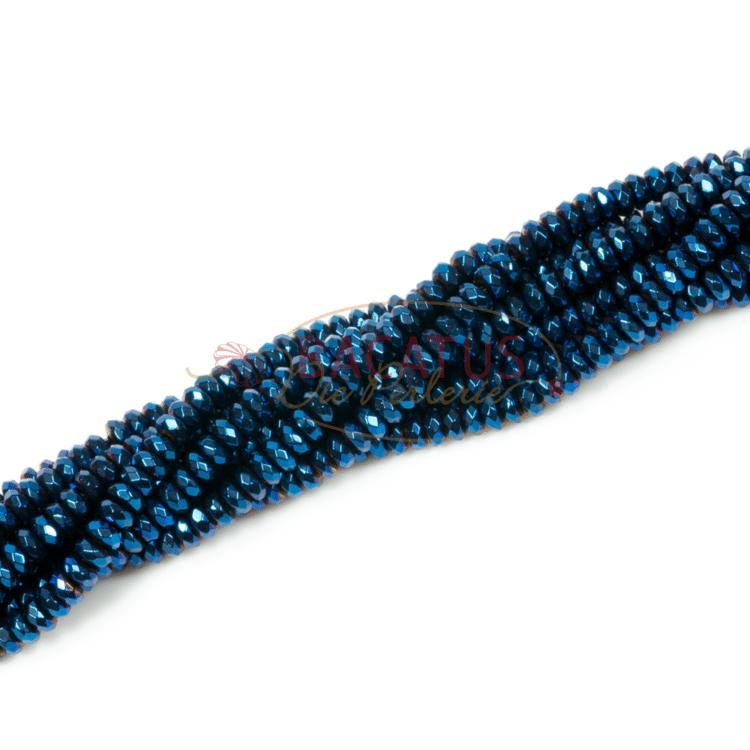 Hämatit-räder-face-blau