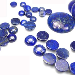 Lapis lazuli cabochon 6 – 30 mm, 1 piece