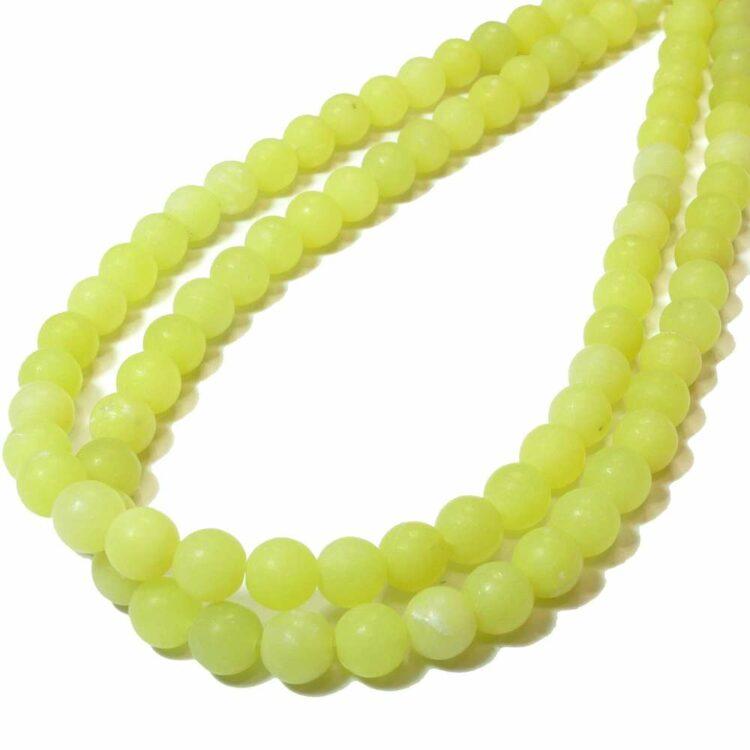 Citron jade mat