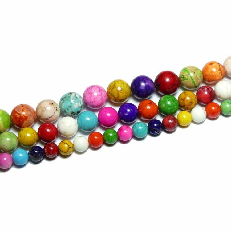 Magnesite colorata