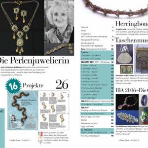 Perlen Poesie Zeitschrift Nr. 31 Ausgabe von 2016