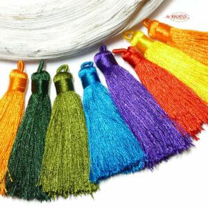 Nappa in nylon 60×8-10mm scelta del colore
