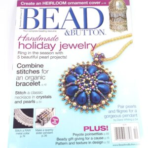 Bead & Button Zeitschrift Ausgabe 112 (englisch)