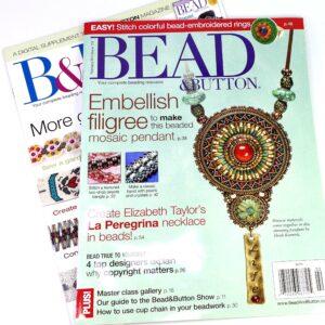 Magazine Bead & Button numéro 113