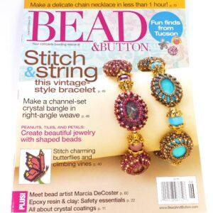 Magazine Bead & Button numéro 115 (anglais)