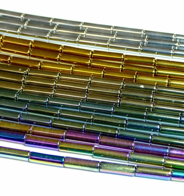 hämatit-röhrchen-4x13