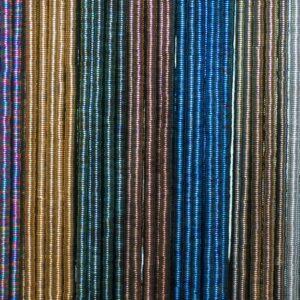 Hämatit Scheiben glanz Farbauswahl 4×1 & 6×1 mm, 1 Strang