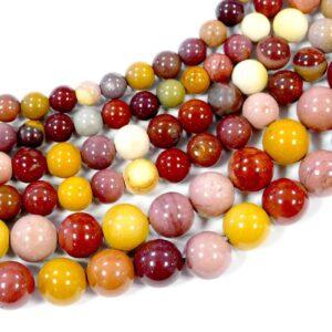 Sfera Mookaite lucida 2 – 12 mm, 1 capo