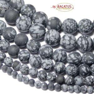 schneeflocken-Obsidian-matt