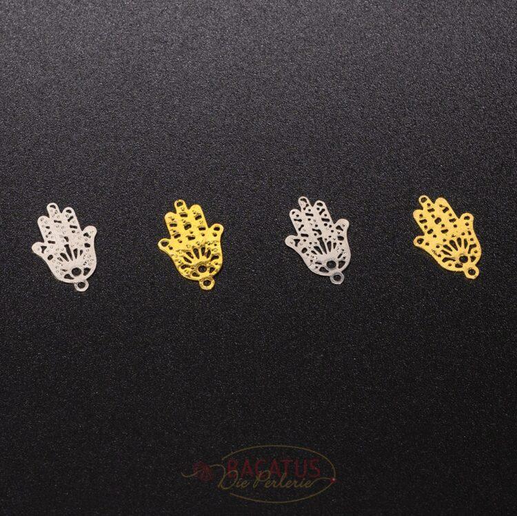 Metallanhänger-Hamsahand-15x9,5