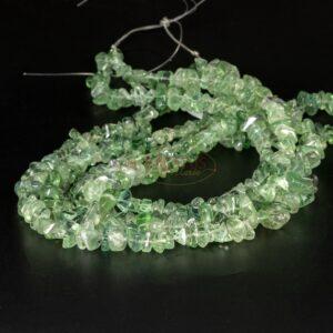 Fluorit Splitter grün ca. 5 x 8 mm, 1 Strang