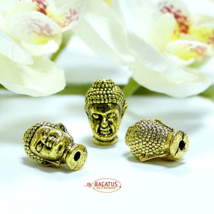 Metallperle-buddha-go