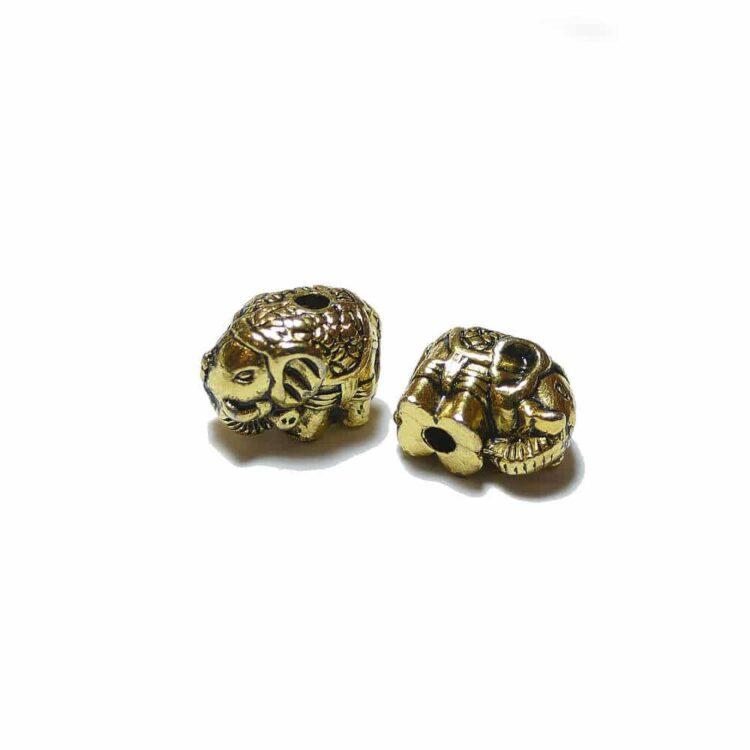 Metallperle-elefant-dg