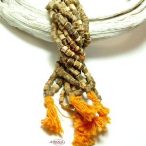 Tulsi Krishna Mala ca. 5 mm, 1 Strang