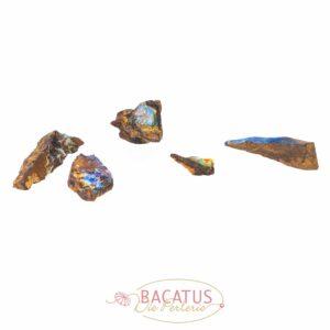Boulder Opal 5x kleine Splitter