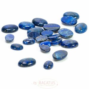 Lapis lazuli oval cabochon 18 and 25 mm, 1 piece
