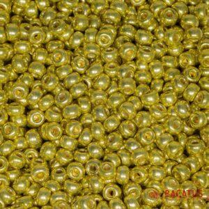 Miyuki Rocailles 6-4205 duracoat galvanized zest 9,9g