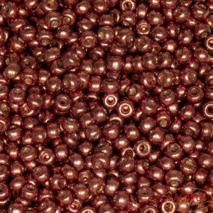 Miyuki Rocailles 6-4212 duracoat galvanized dark berry 9,9g