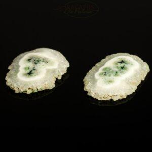 Pierre précieuse brillante de quartz solaire d'environ 127,1 carats, 1x