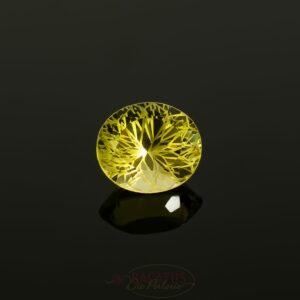 Pietra preziosa sfaccettata citrino 19,1 carati, 1x