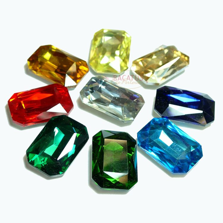 Octogone de cristal