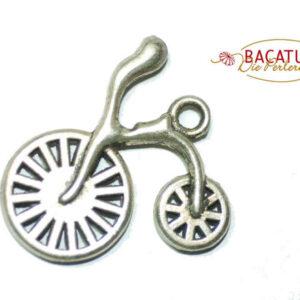 Vélo remorque en métal 25×25 mm, 2 pièces