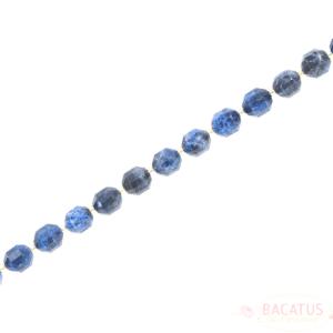 Sodalith facettiert Fancy 9×10 mm, 1 Strang